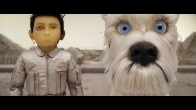 Film Still aus - Isle of Dogs - Ataris Reise