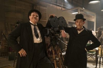 Film Still aus - Stan & Ollie