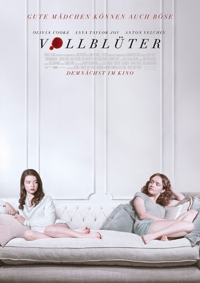 Film Poster Plakat - Vollblüter - Thoroughbreds
