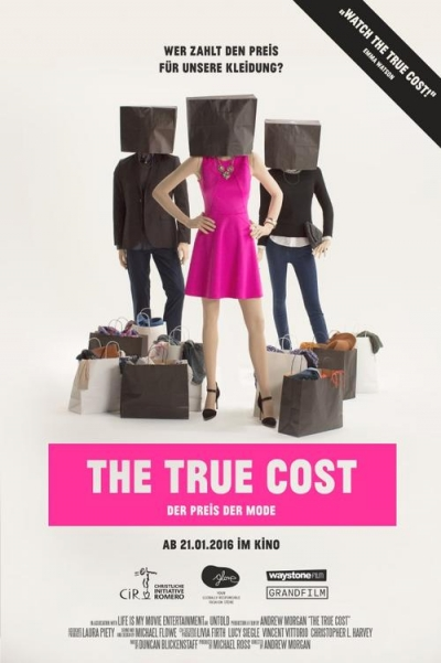 Film Poster Plakat - The True Cost