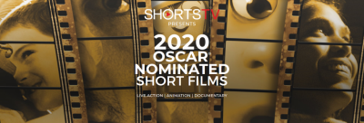Film Poster Plakat - Shorts Attack - Oscar Shorts 2020 Live action